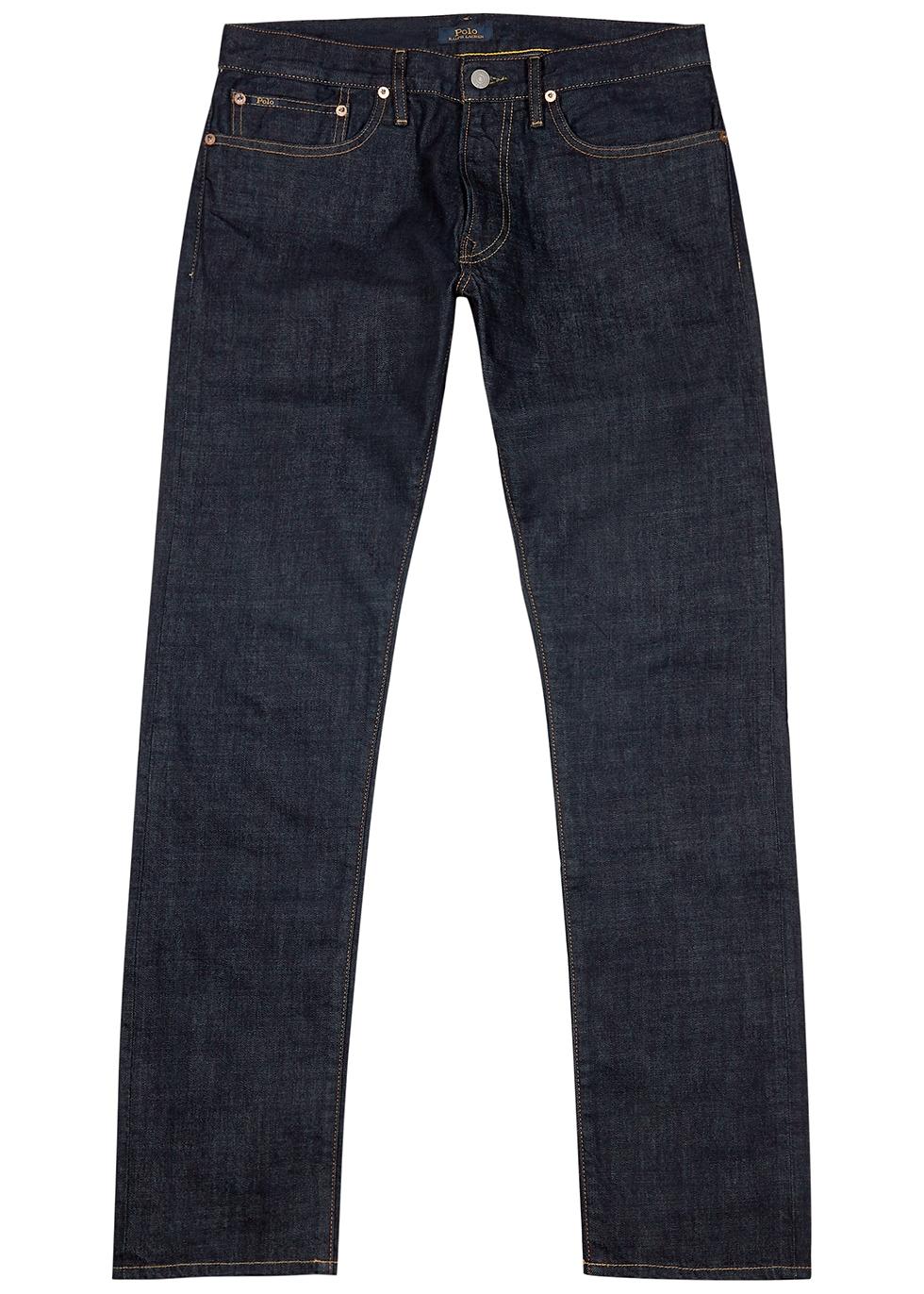 Sullivan dark blue slim-leg jeans