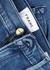 Le Garcon blue straight-leg jeans - Frame