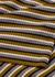 Maarten striped merino wool jumper - Dries Van Noten