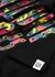 Black logo-print cotton T-shirt - Billionaire Boys Club