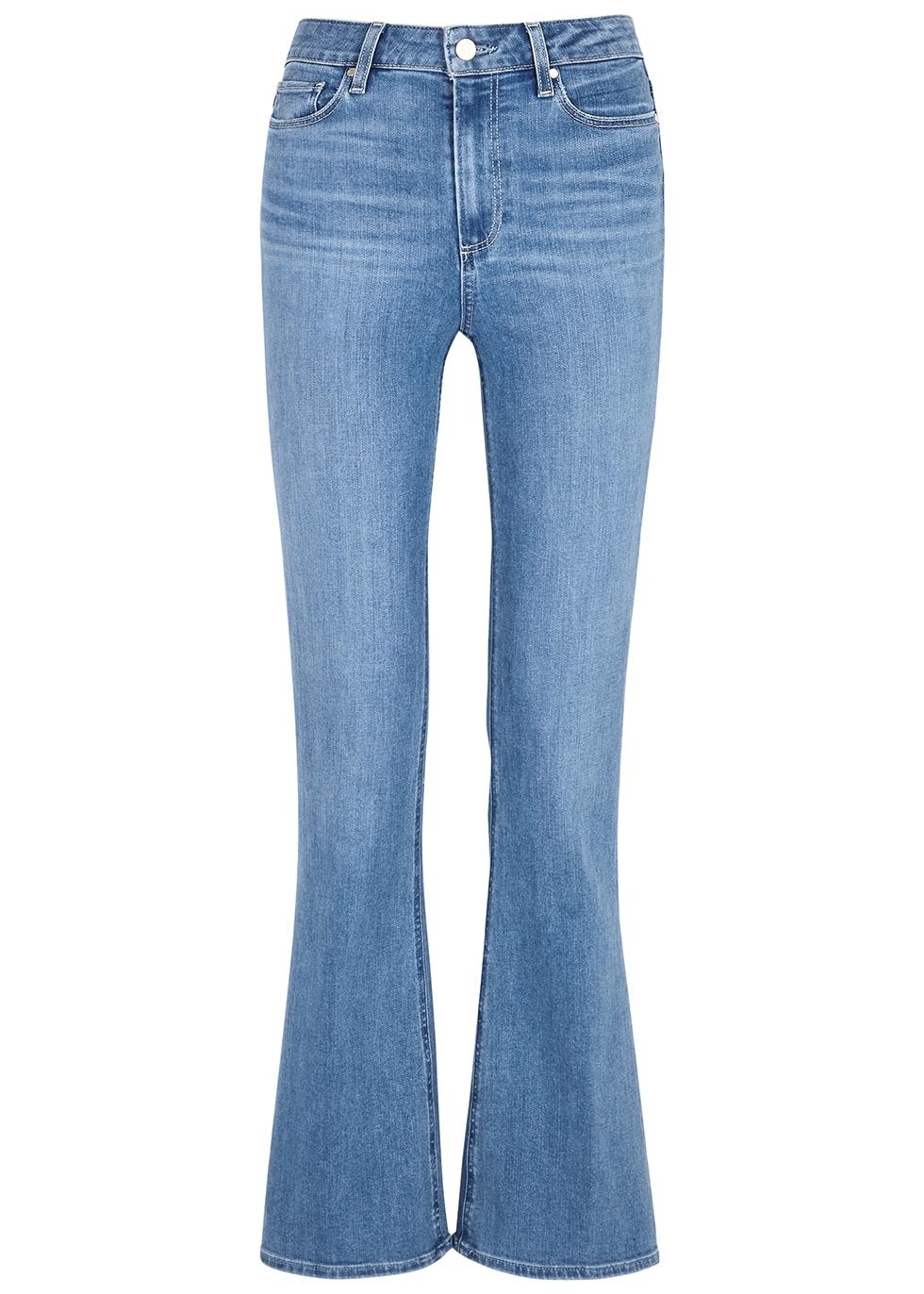 Laurel blue bootcut jeans