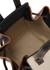 Hammock cream canvas and leather cross-body bag - Loewe
