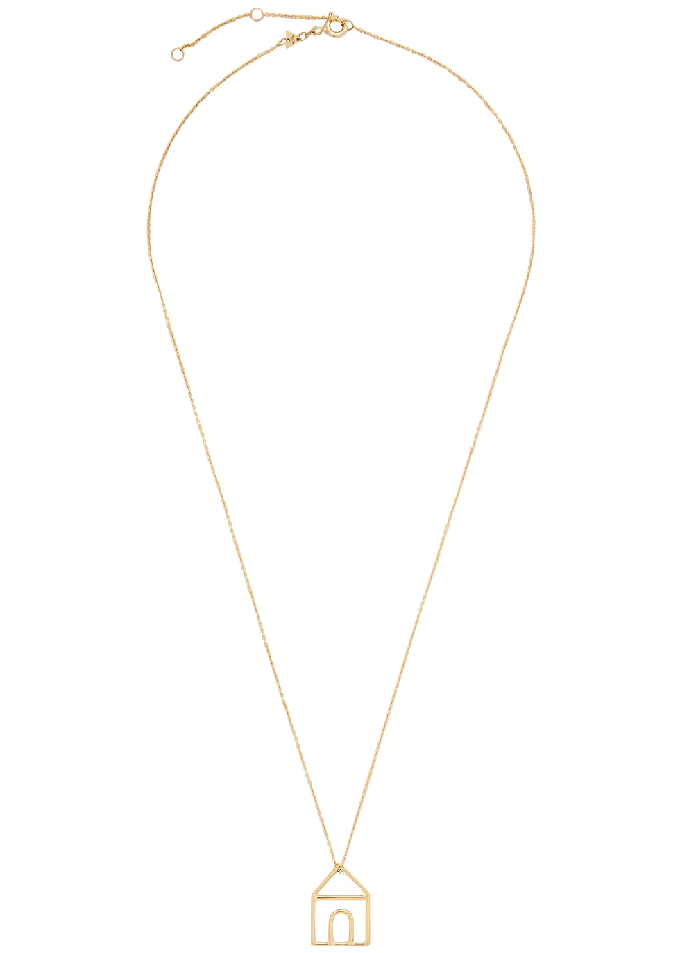 Casita Pura 9kt gold necklace