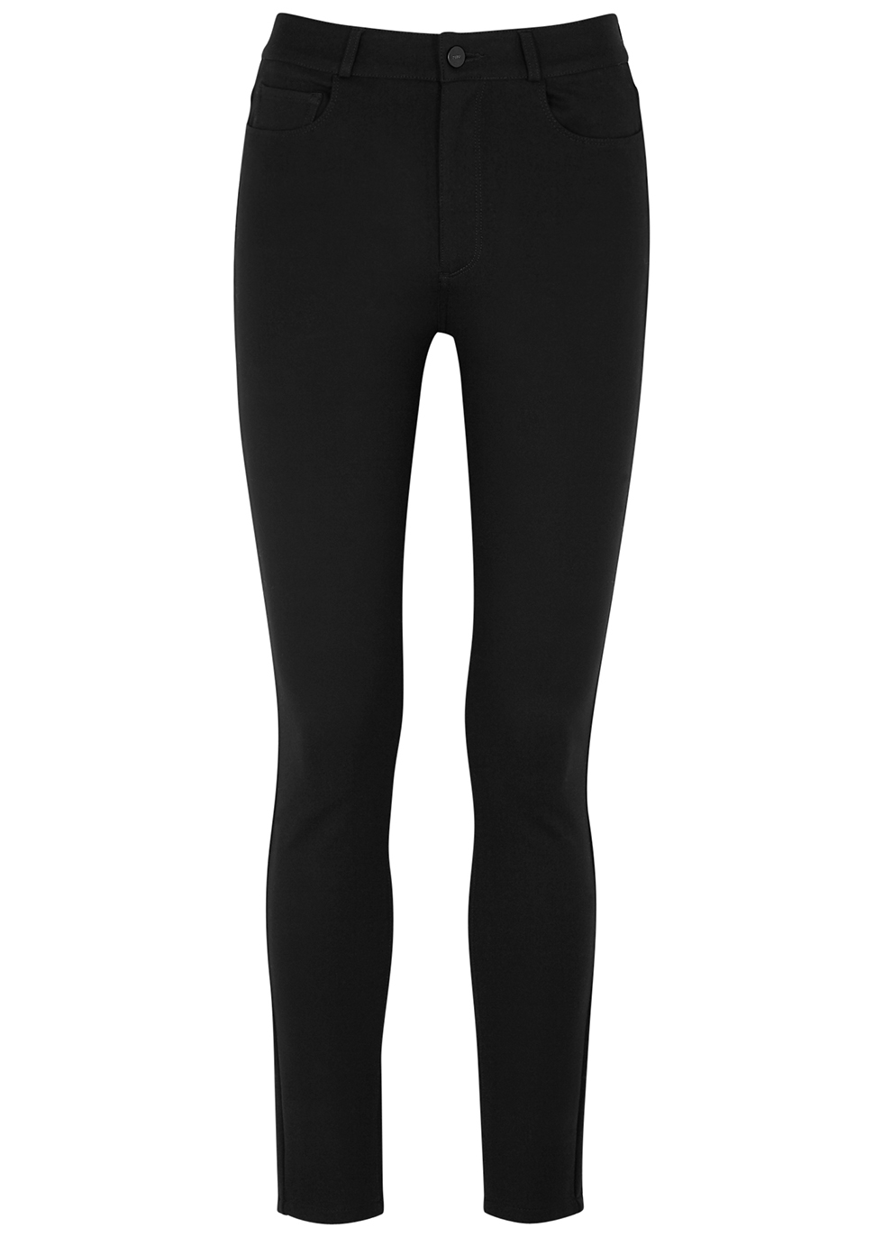 Hoxton Transcend black skinny jeans
