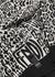 FF Code-intarsia wool jumper - Fendi