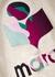 Mobyli logo-embroidered cotton-blend sweatshirt - Isabel Marant Étoile