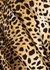 Bora Bora cheetah-print swimsuit - Melissa Odabash
