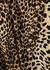 Sonja cheetah-print maxi dress - Melissa Odabash