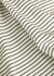 Eori ivory striped silk blouse - Isabel Marant