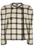 Kingy checked bouclé jacket - Isabel Marant