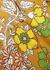 Printed cotton-blend mini dress - Tory Burch
