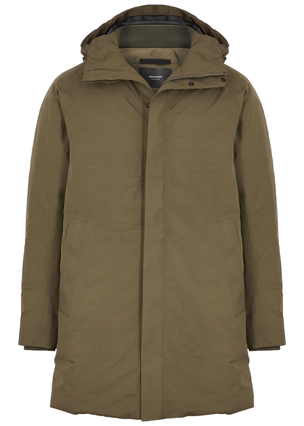 Rokkvi army green Gore-Tex® jacket