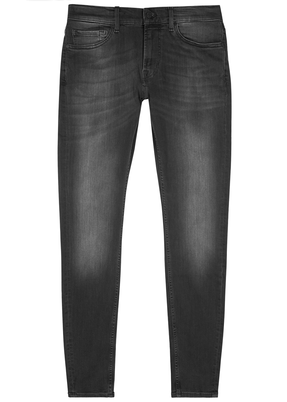 Ronnie Luxe Performance+ tapered jeans