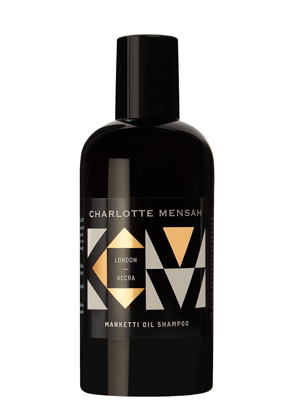 Manketti Oil Shampoo 250ml