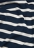Breton striped cotton T-shirt - Sunspel