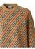 Stripe merino wool blend sweater - Burberry