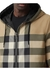 Reversible check and econyl® jacket - Burberry
