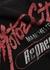 Motor City black cotton T-shirt - Represent
