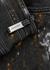 Black paint-splatter skinny jeans - Represent