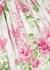 Floral-print silk maxi dress - Magda Butrym
