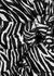 Zebra-print silk mini dress - Magda Butrym