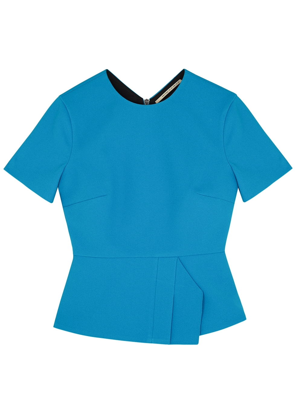Roseland blue top