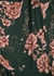 Feeling Groovy floral-print chiffon midi dress - Free People