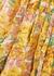 Poppy floral-print silk-georgette mini dress - Zimmermann
