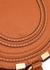 Marcie small leather saddle bag - Chloé