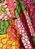 Floral-print silk-twill midi dress - Gucci