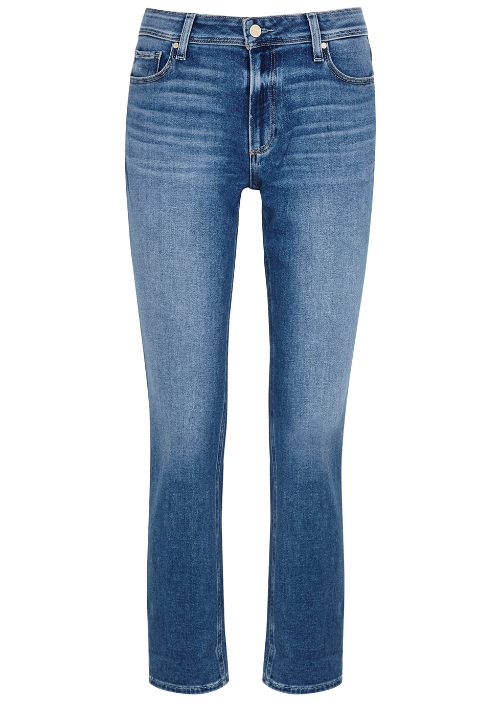 Brigitte Transcend blue slim boyfriend jeans