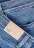 Brigitte Transcend blue slim boyfriend jeans - Paige