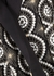 Black embellished organza coat - Tory Burch