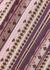 Printed silk crepe de chine skirt - Tory Burch
