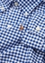 Blue checked cotton Oxford shirt - Polo Ralph Lauren
