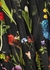 Floral-print maxi dress - Boutique Moschino