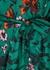 Caris floral-print silk maxi dress - Diane von Furstenberg
