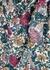 Anoki floral-print silk-chiffon midi dress - Veronica Beard