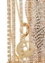 Oasis Tresse crystal-embellished cross-body phone case - Rosantica