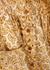 Cristo leopard-print silk midi dress - La Prestic Ouiston