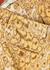 Luca leopard-print wide-leg silk trousers - La Prestic Ouiston