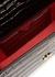 Jewelled Satchel mini crocodile-effect cross-body bag - Alexander McQueen