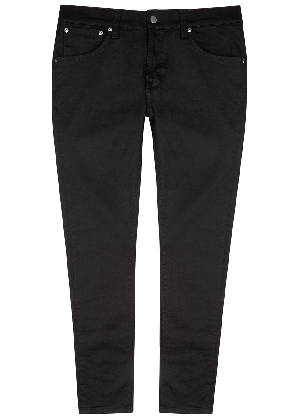 Tight Terry black skinny jeans