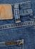 Lean Dean blue slim-leg jeans - Nudie Jeans
