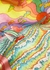 Lucid Dreams printed silk shirt - CASABLANCA