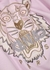 Pink tiger-embroidered cotton sweatshirt - Kenzo