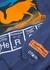 Heron Cutout blue printed cotton sweatshirt - Heron Preston