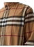 Relaxed fit house check cotton flannel shirt - Burberry