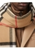 Reversible check cashmere scarf - Burberry