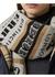 Archive logo cashmere jacquard scarf - Burberry